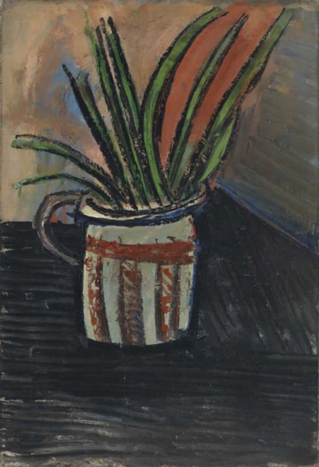 Bouquet dans un vase by Pablo Picasso