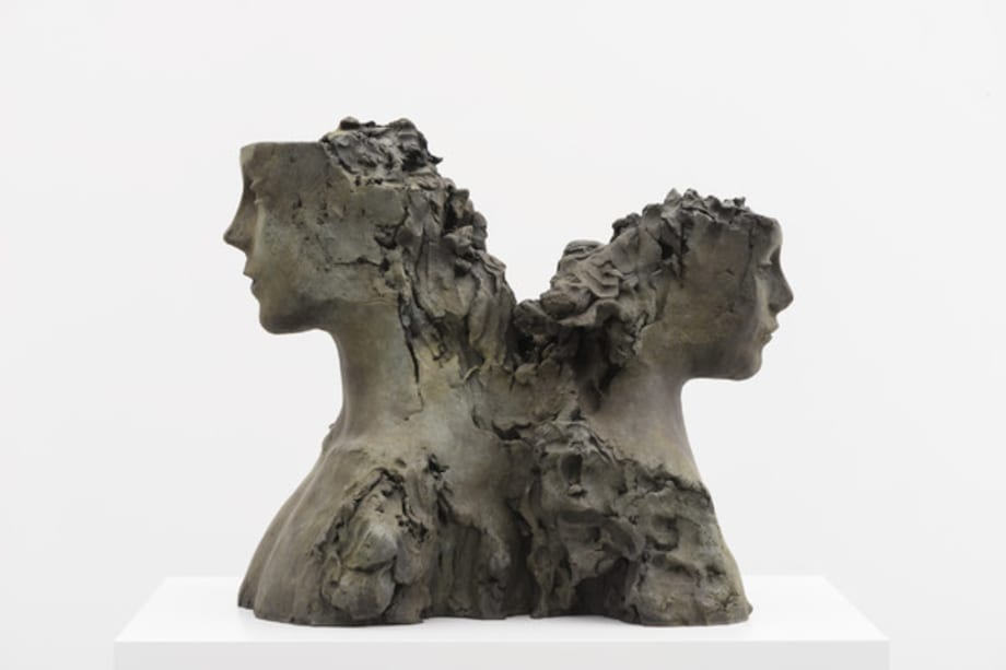 Model for Fountain by Mark Manders