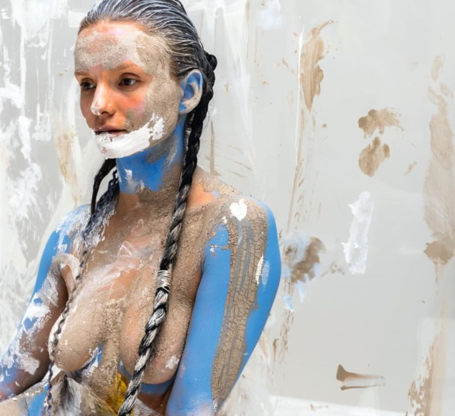 BLISS (REALITY CHECK) by Donna Huanca