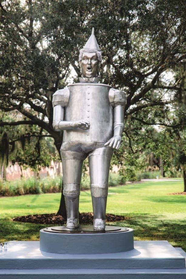 Tin Man of the Twenty-First Century by Coco Fusco