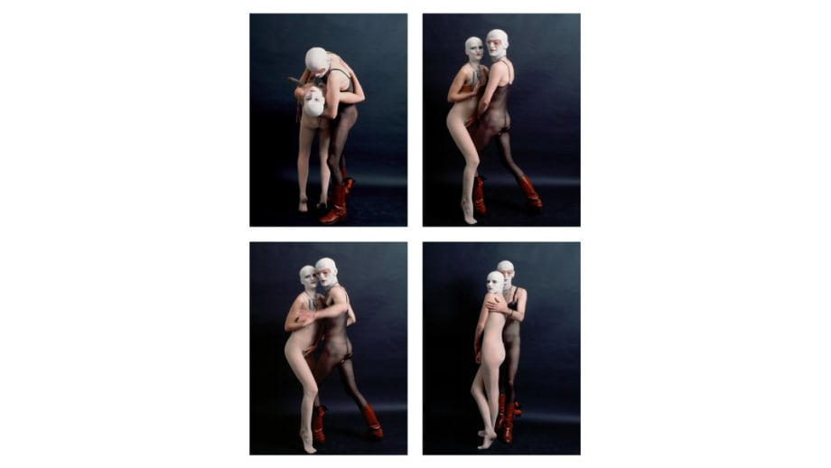 Masculin/Feminin II by Jürgen Klauke