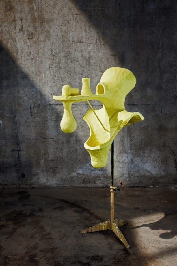 Nuclear Crypto Helmet by Atelier Van Lieshout
