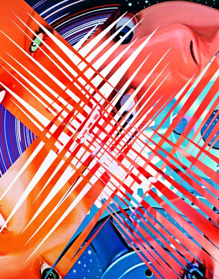 Four New Clear Women by James Rosenquist