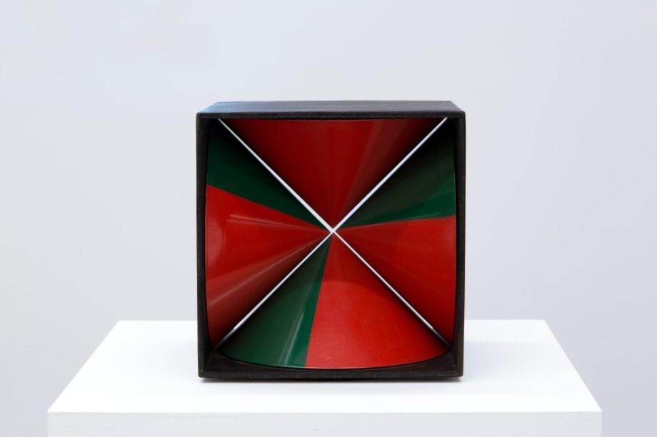 Tetracono (multiplo Danese Milano) by Bruno Munari