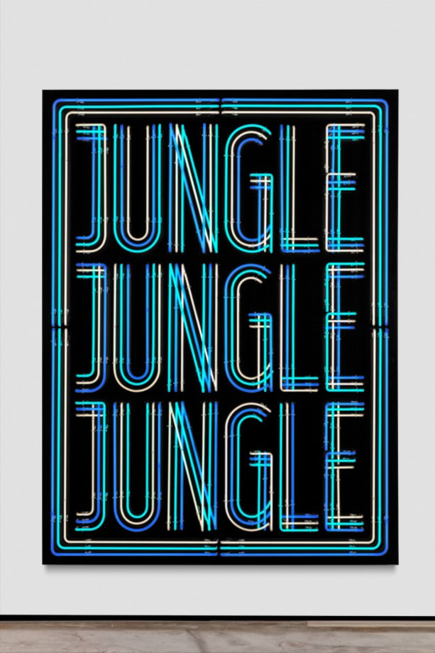 Jungle by Doug Aitken