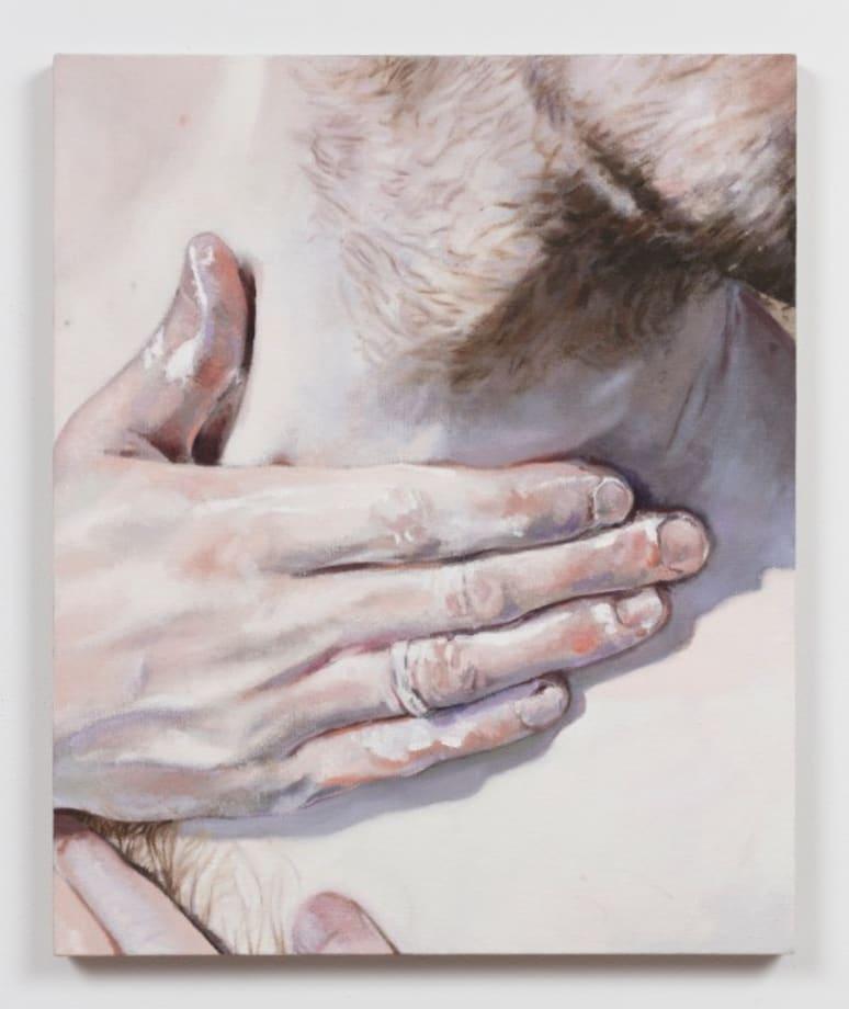 Hand by Nolan Simon