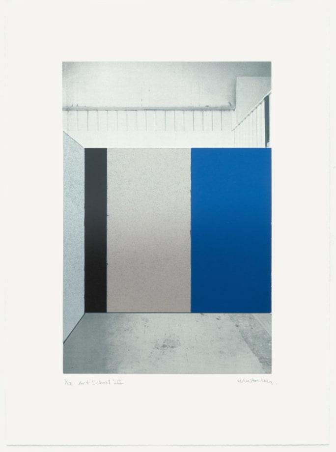 Art School III by Paul Winstanley