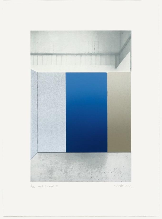 Art School I by Paul Winstanley