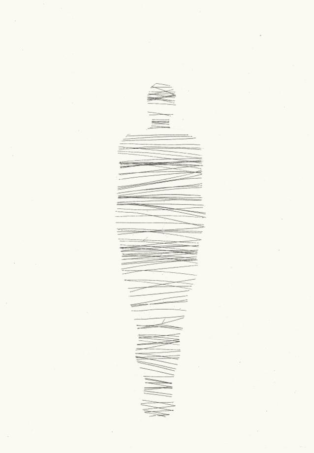 Bind by Antony Gormley
