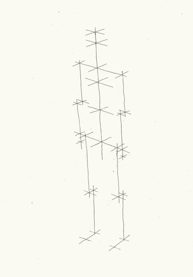 Coordinate by Antony Gormley