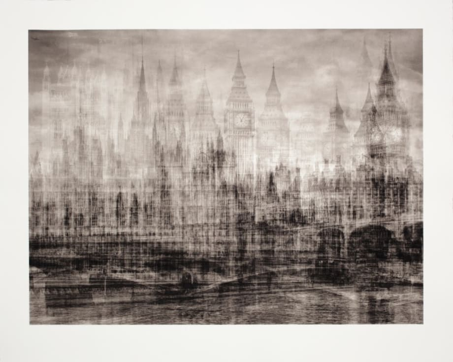 The Houses of Parliament, London by Idris Khan