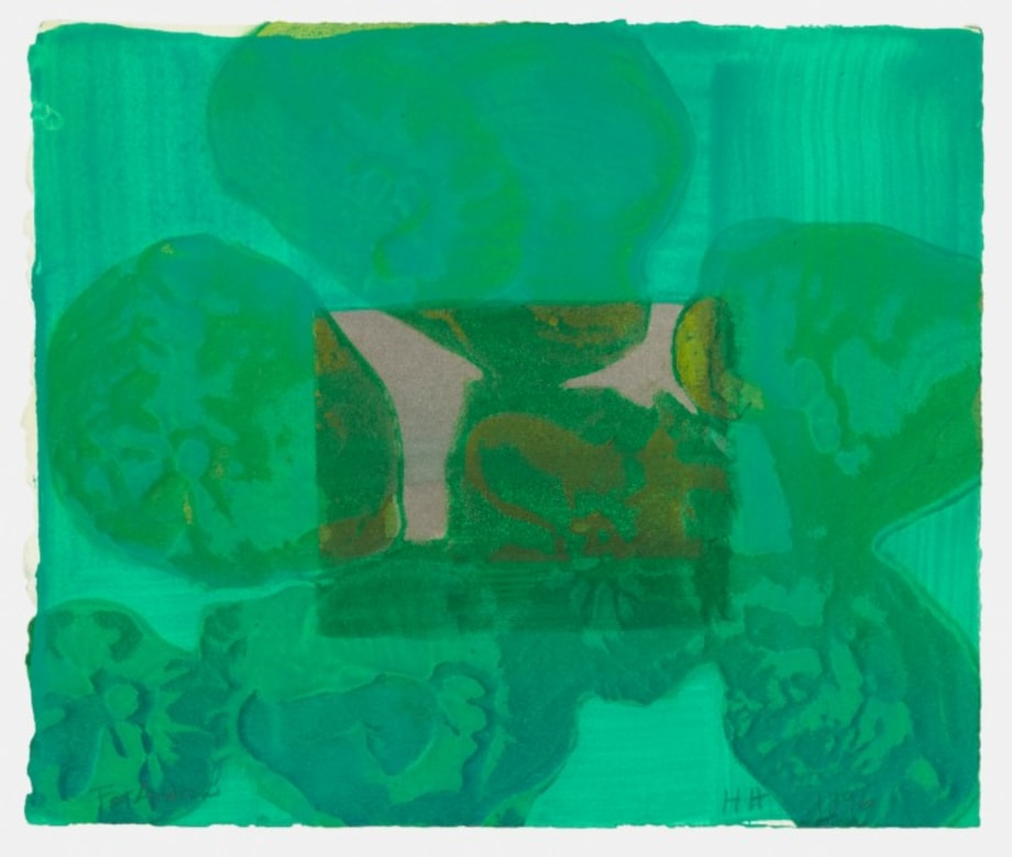 Window by Howard Hodgkin