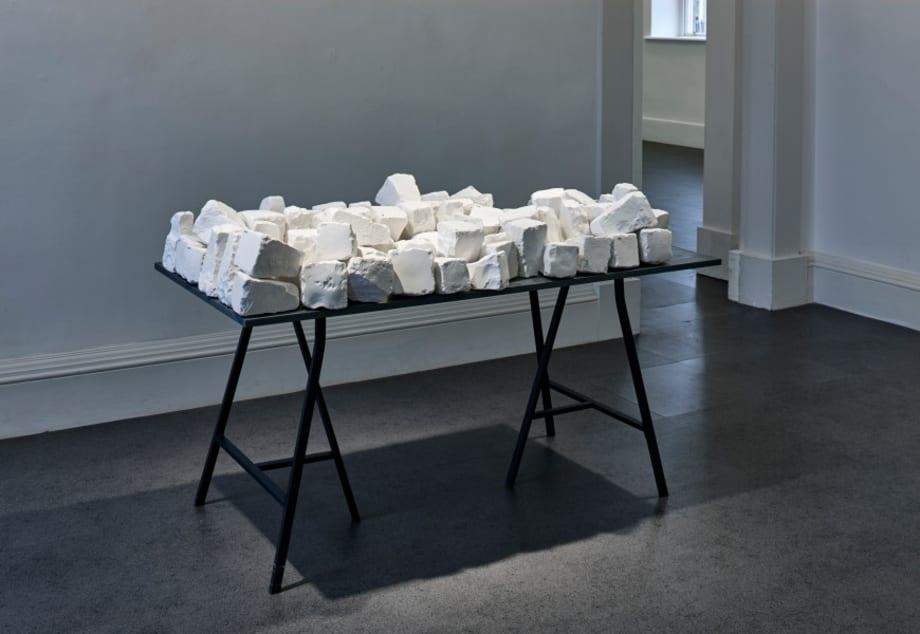 La mia Roma (omaggio ai sampietrini) by Emily Jacir