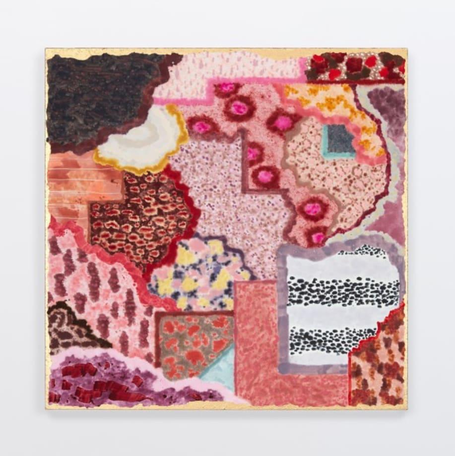 Untitled (#02-18) by Rebecca Morris