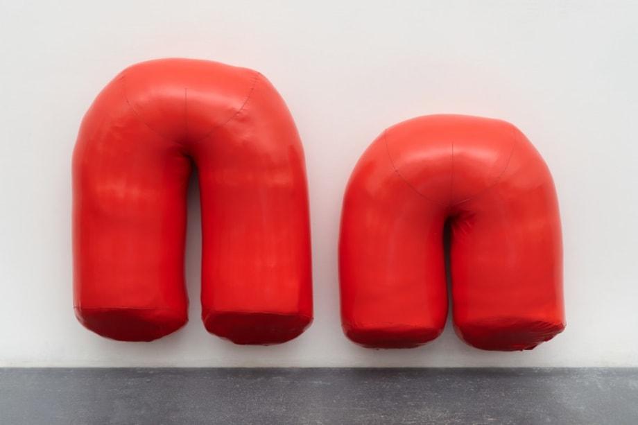 """Untitled (Parent/Child)"" by Lutz Bacher"