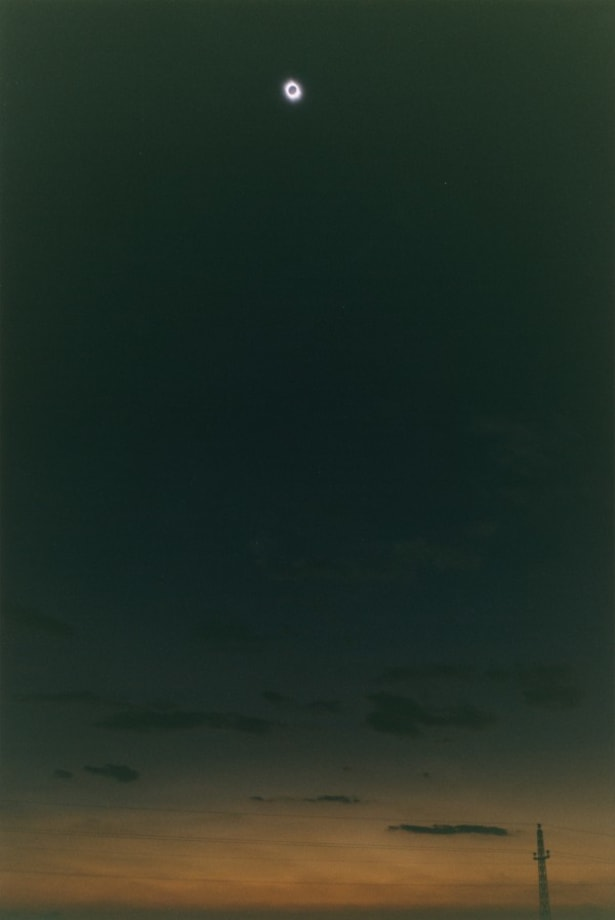 """Total Eclipse of the Sun"" by Wolfgang Tillmans"