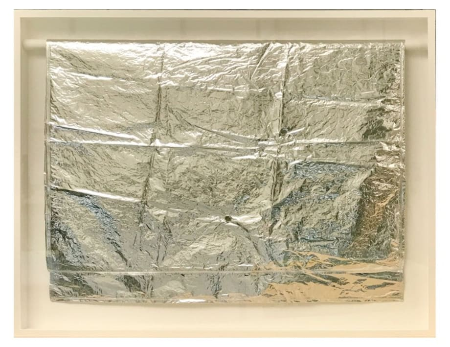 Silver Cloud by Andy Warhol
