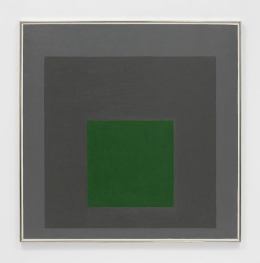 Josef Albers Homage to the Square: Embedded by Josef Albers
