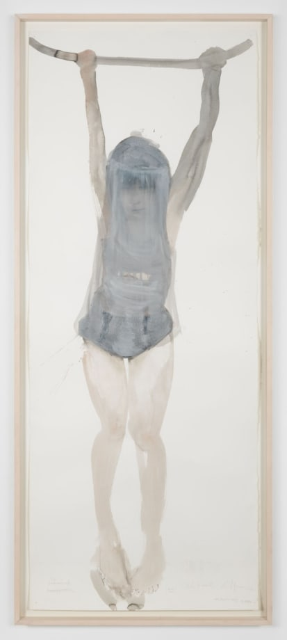 Cultural Difference by Marlene Dumas