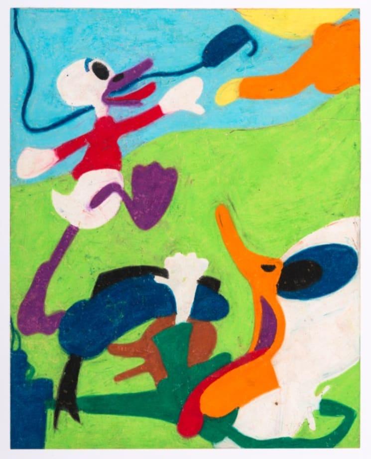 Untitled by Susan Te Kahurangi King