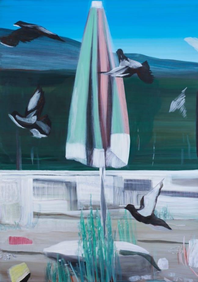 untitled by Marc Desgrandchamps