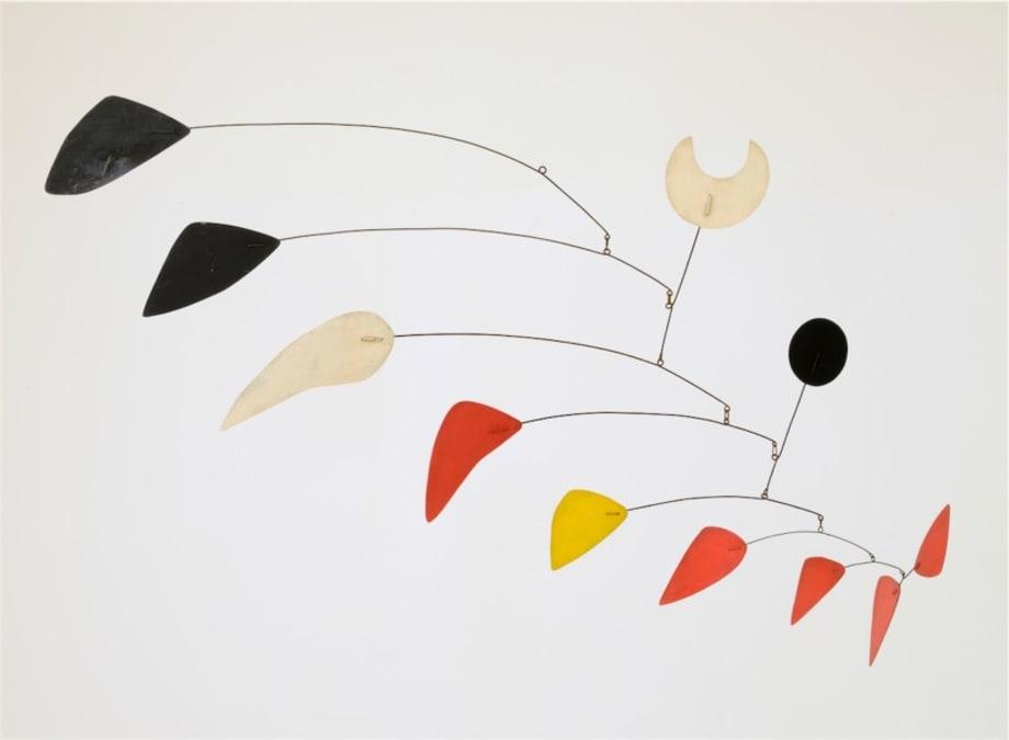 La Mezza Luna Per un Lunatico by Alexander Calder