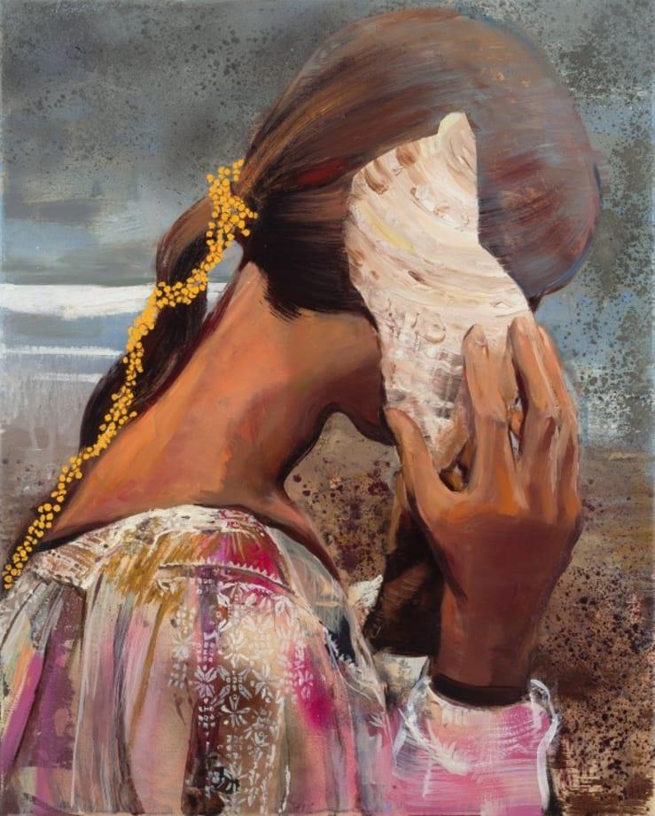 Shell by Paulina Olowska