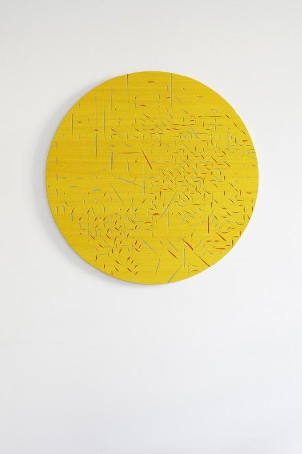 Rose window (Yellow II) by Riccardo Beretta