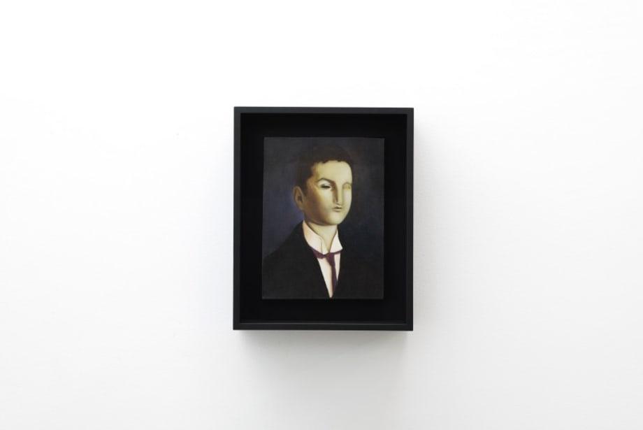 Il discreto insistere di una presenza all'interno di un campo visivo by Giulio Frigo