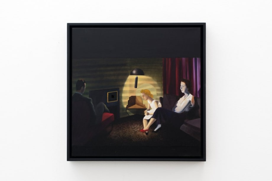 Stanza 18 by Giulio Frigo