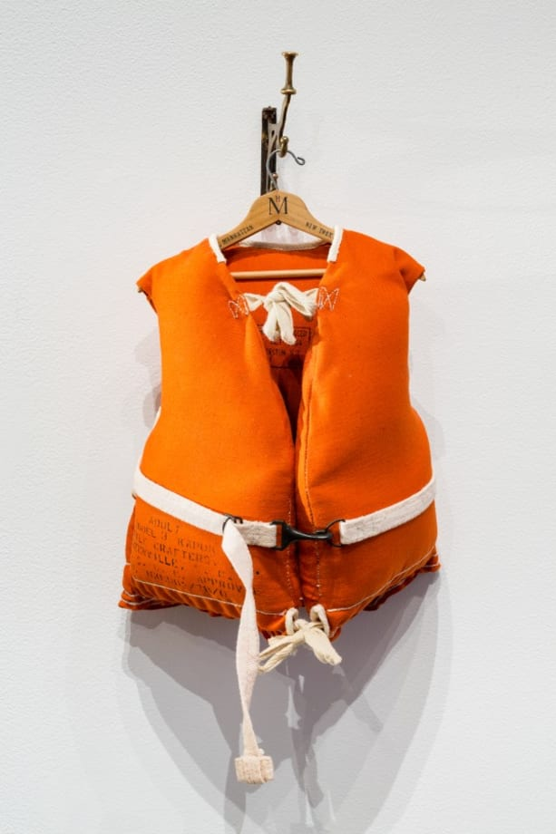 Life Vest / Hotel Manhattan by Charles LeDray