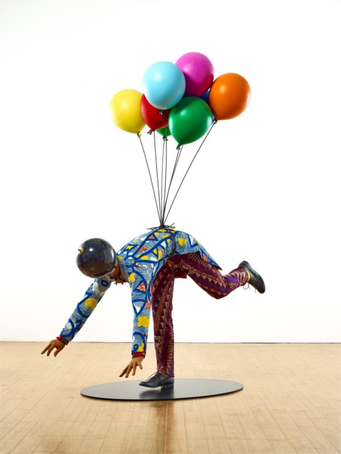 Balloon Man by Yinka Shonibare MBE (RA)