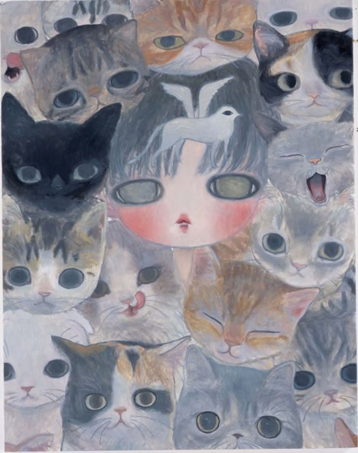 Fluffy by Aya Takano