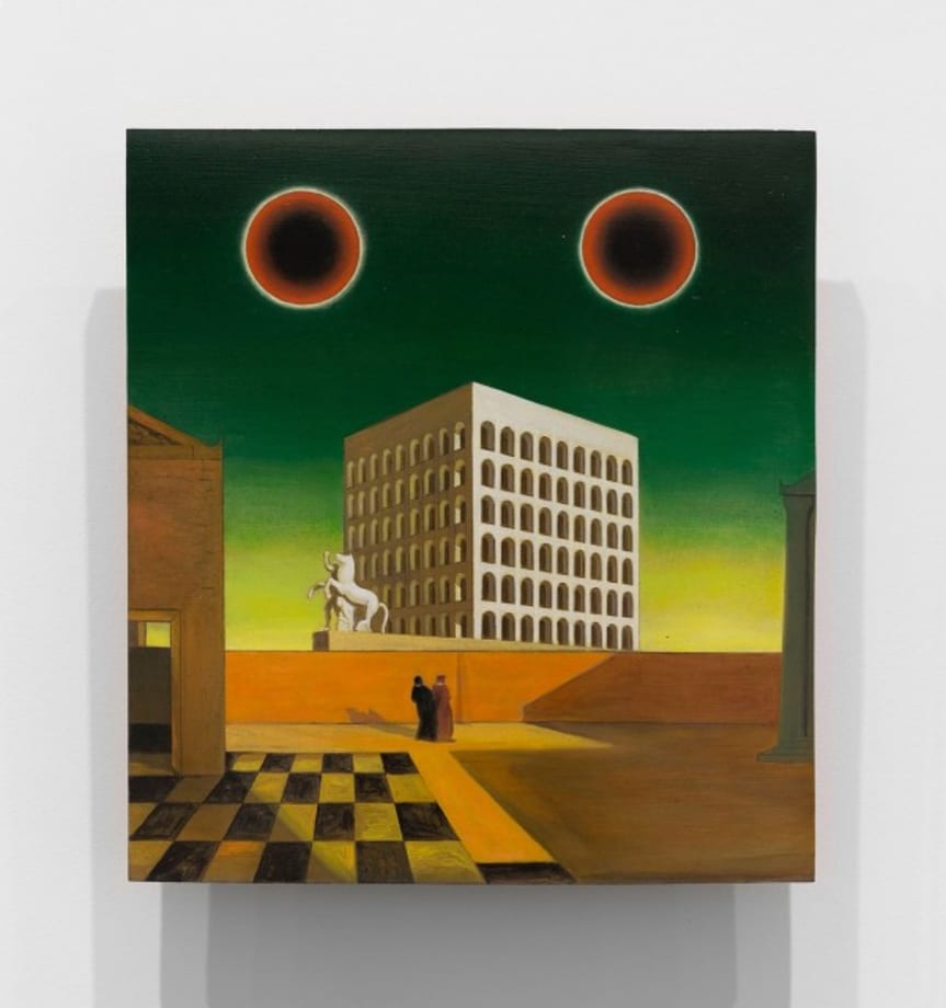Studies into the Past by Laurent Grasso