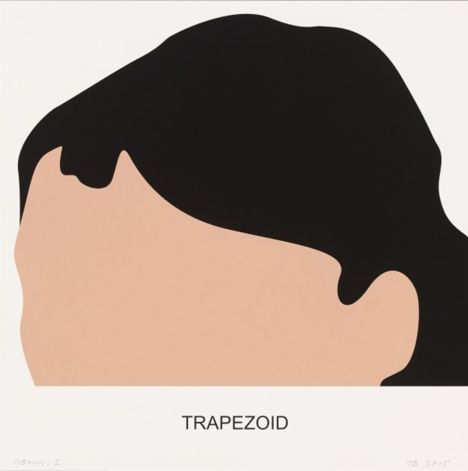 Trapezoid by John Baldessari