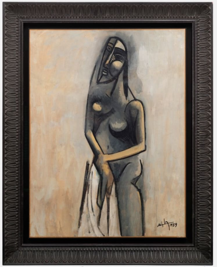 Figure by Wifredo Lam