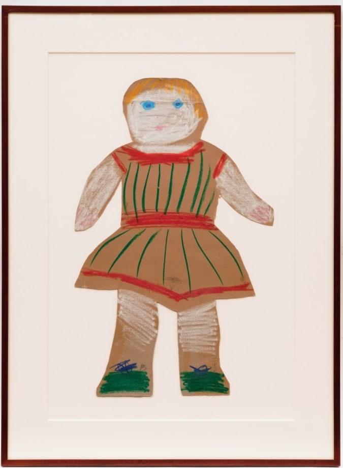 La poupée by Pablo Picasso