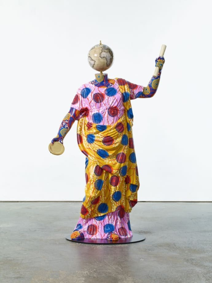 Clementia by Yinka Shonibare MBE