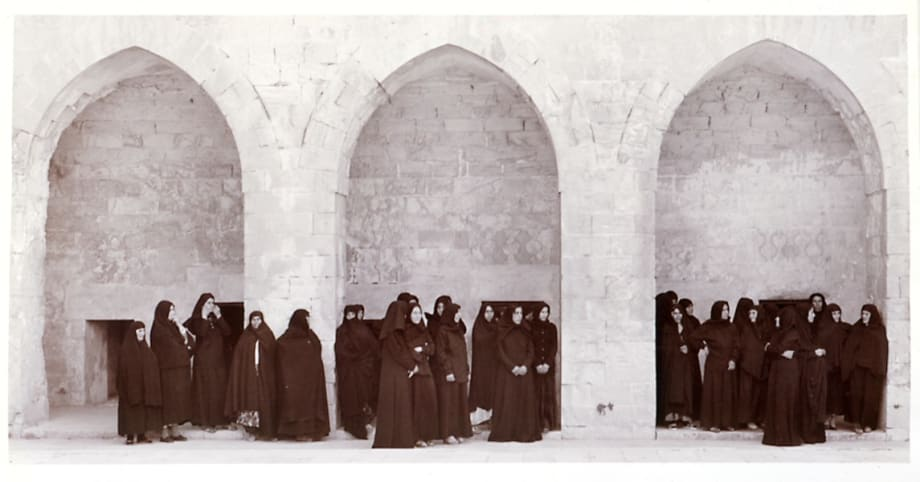 Soliloquy Series, by Shirin Neshat