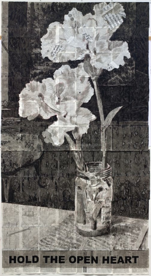 Hold the Open Heart by William Kentridge