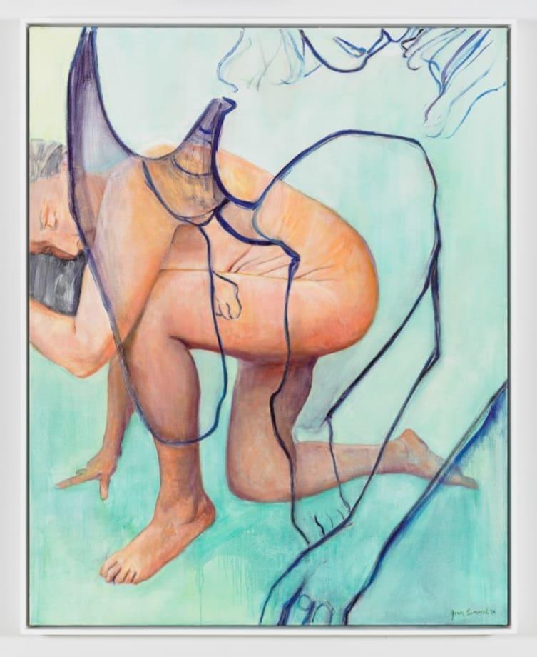 Step Out by Joan Semmel