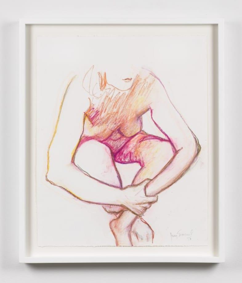 Untitled by Joan Semmel