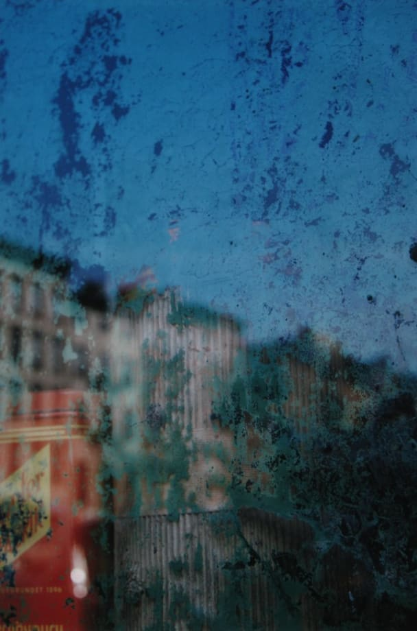 Window by Saul Leiter