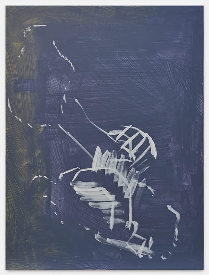 Untitled (MK.6096) by Michael Krebber