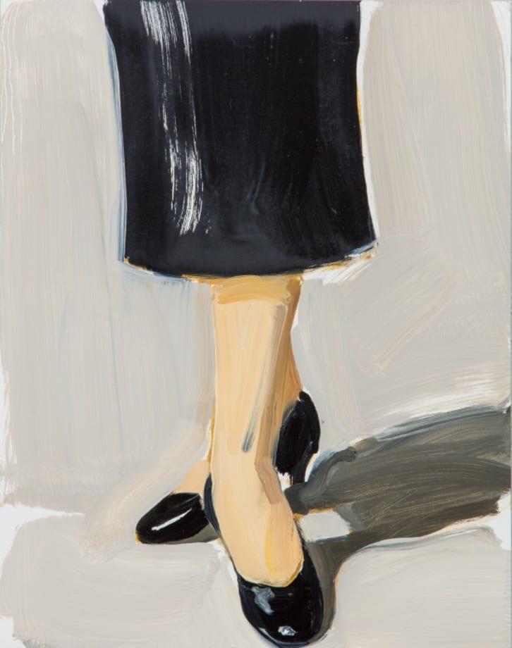 Little Black Dress by Gideon Rubin