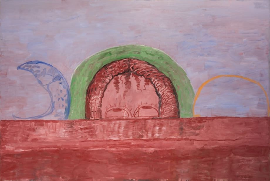 Crescent by Philip Guston