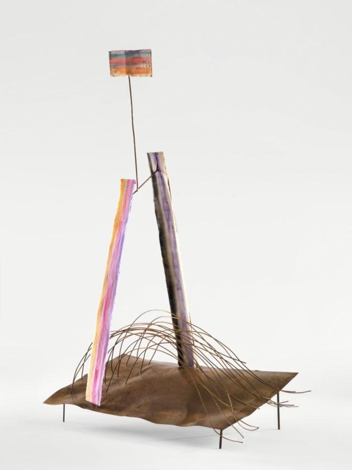 Le messi piegate (Folded Crops) by Fausto Melotti