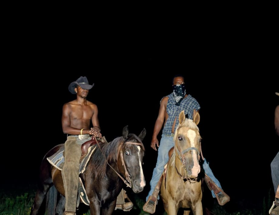 Cowboys by Deana Lawson