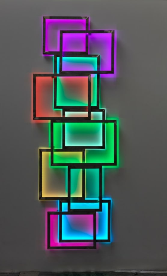 Glowstick 10 by David Batchelor