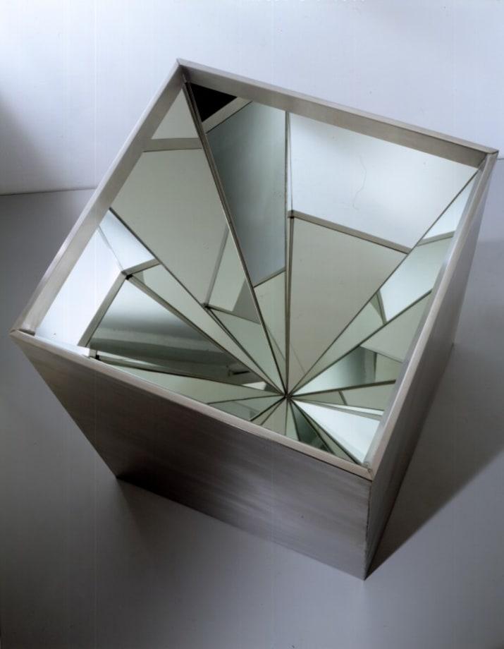 Four-Sided Vortex by Robert Smithson